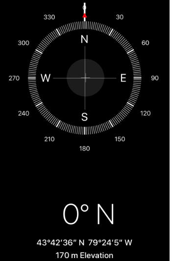 iphone10_compass1
